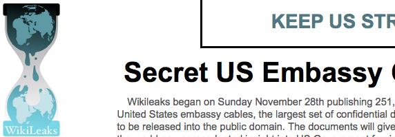 Wikileaks United States Embassy Harare Cable on Zimbabwe