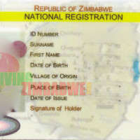 Republic-of-Zimbabwe-National-Identity-Card