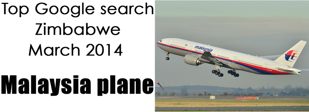 malaysia-plane-top-google-search-zimbabwe-march-2014