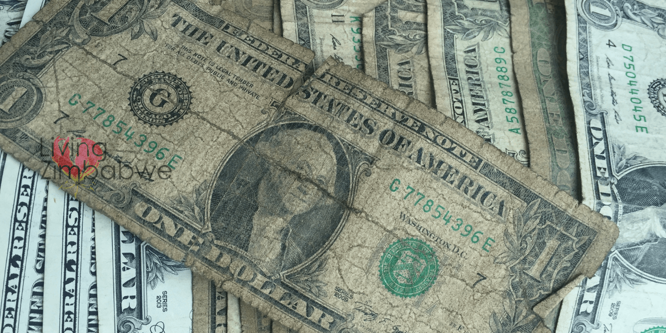 How To Use Dirty Zimbabwean Us Dollars